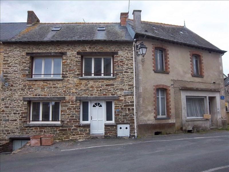 Vente maison / villa Bain de bretagne 117700€ - Photo 3