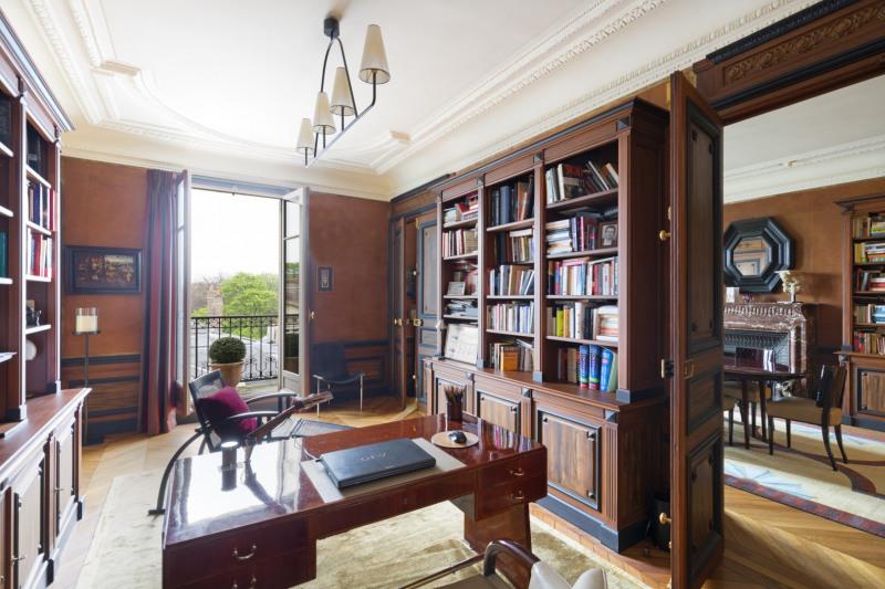 Venta de prestigio  apartamento Paris 7ème 5850000€ - Fotografía 7