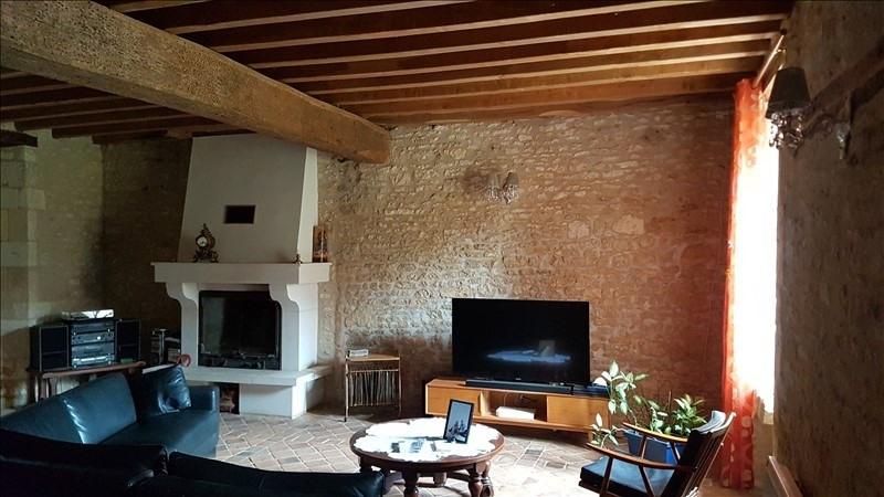 Vente maison / villa Usson du poitou 439000€ - Photo 2