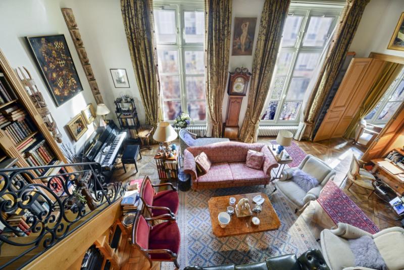 Verkoop van prestige  appartement Paris 4ème 3150000€ - Foto 3