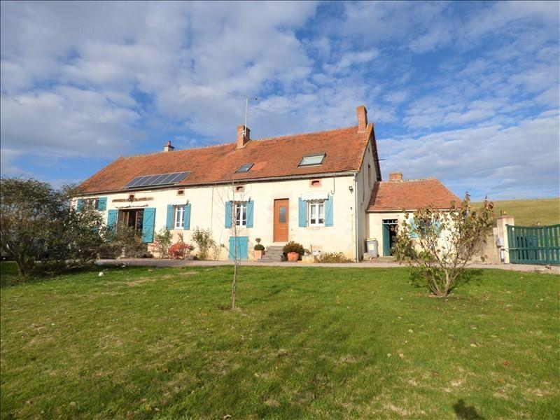 Vente maison / villa Verneuil en bourbonnais 215000€ - Photo 1