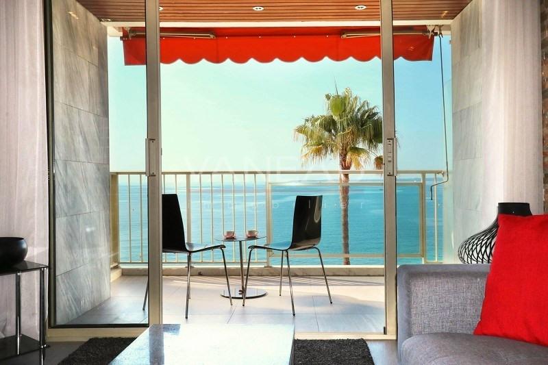 Vente de prestige appartement Juan-les-pins 646600€ - Photo 6