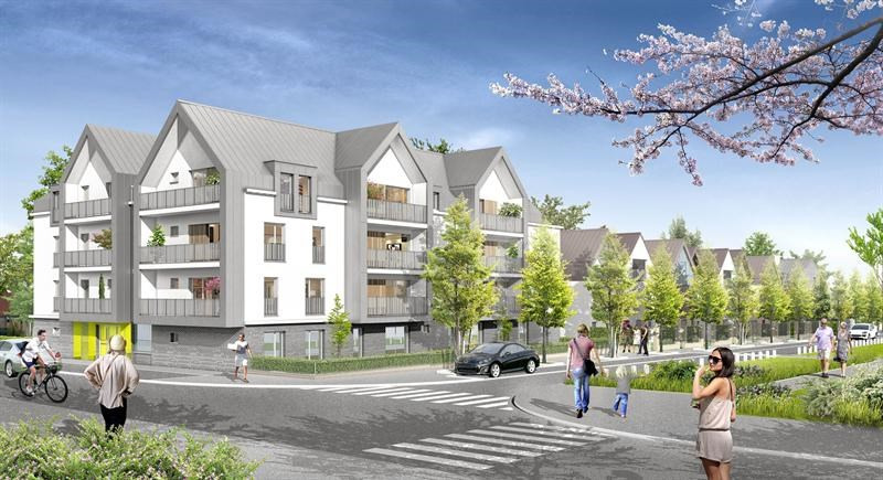 Green wood programme immobilier neuf cormeilles en parisis propos par - Programme neuf cormeilles en parisis ...