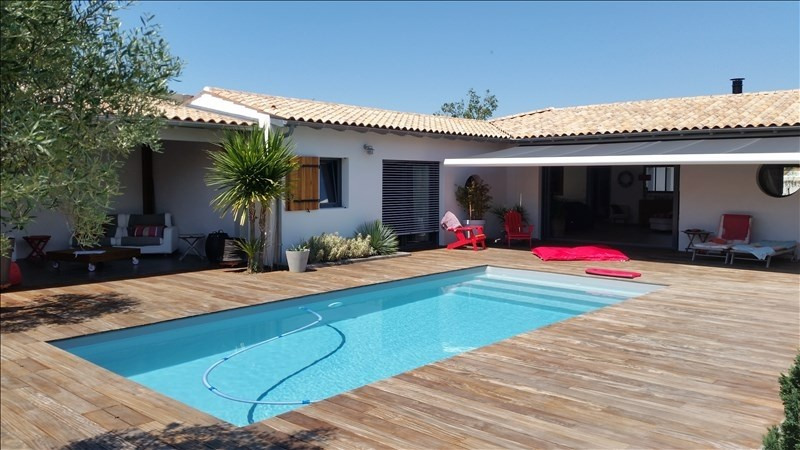 Vente de prestige maison / villa Fouras 845 000€ - Photo 1