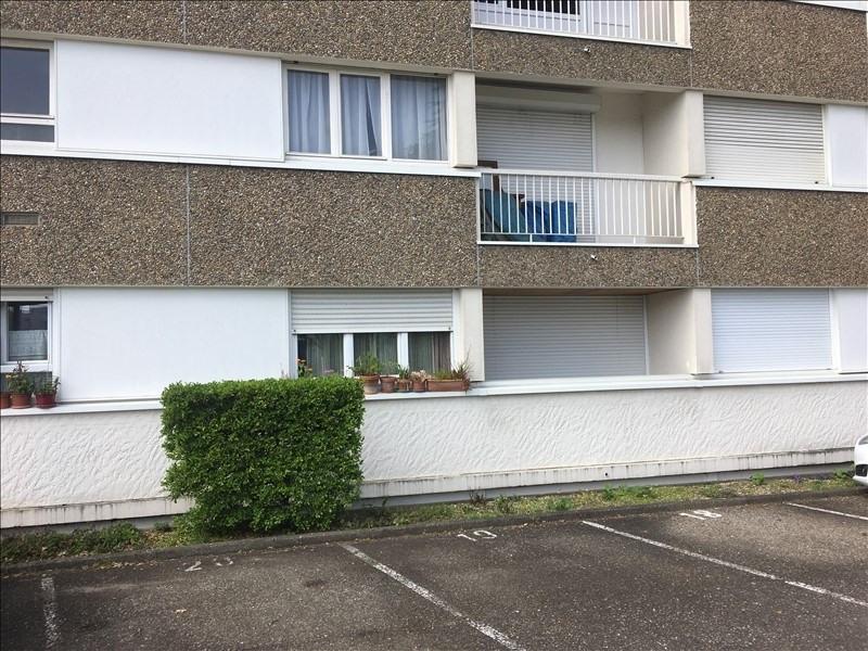 Vente appartement Bordeaux 245000€ - Photo 1