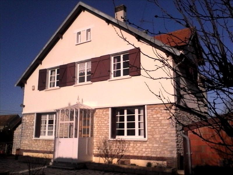 Sale house / villa Breval 5 mn 195000€ - Picture 1