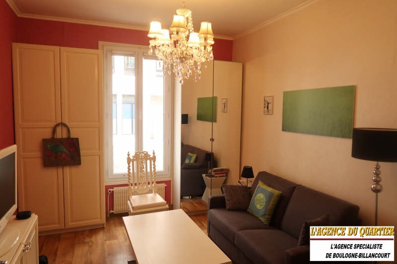 Vente appartement Boulogne billancourt 230 000€ - Photo 2