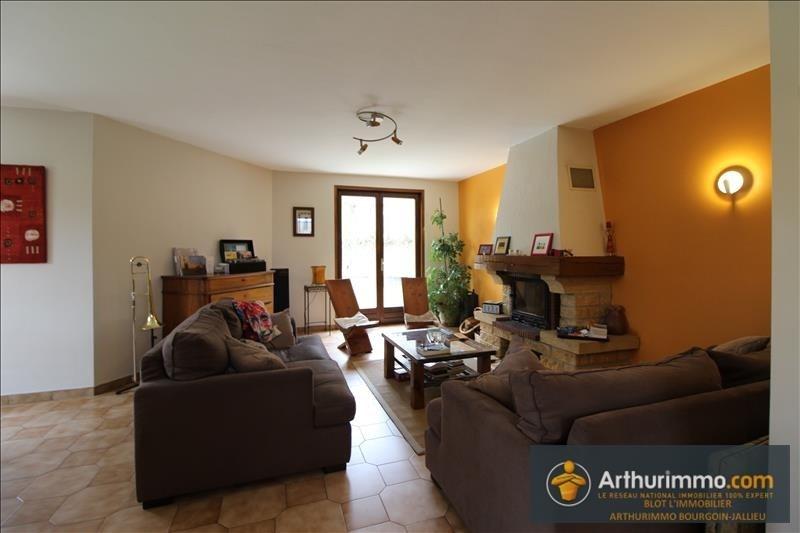 Sale house / villa Les eparres 275000€ - Picture 3