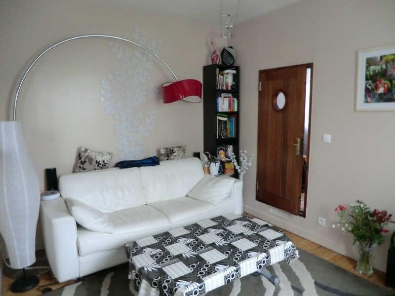 Sale apartment Coye la foret 119000€ - Picture 2