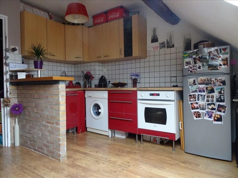 Sale apartment Nanteuil les meaux 113000€ - Picture 1