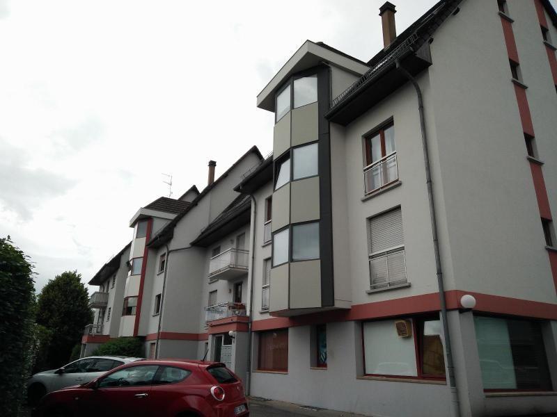 Location appartement Wolfisheim 715€ CC - Photo 1