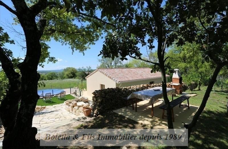 Venta  casa Barjac 273700€ - Fotografía 1