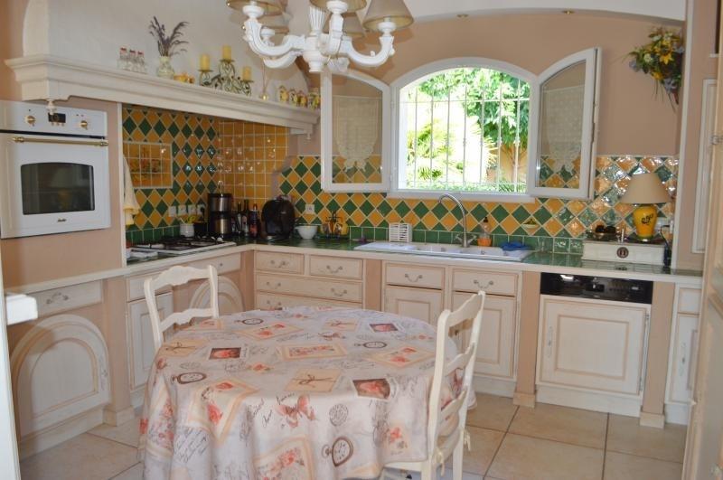 Vente de prestige maison / villa St aygulf 1417500€ - Photo 5
