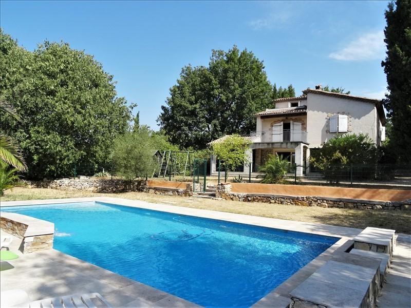 Vente de prestige maison / villa Montauroux 695000€ - Photo 1