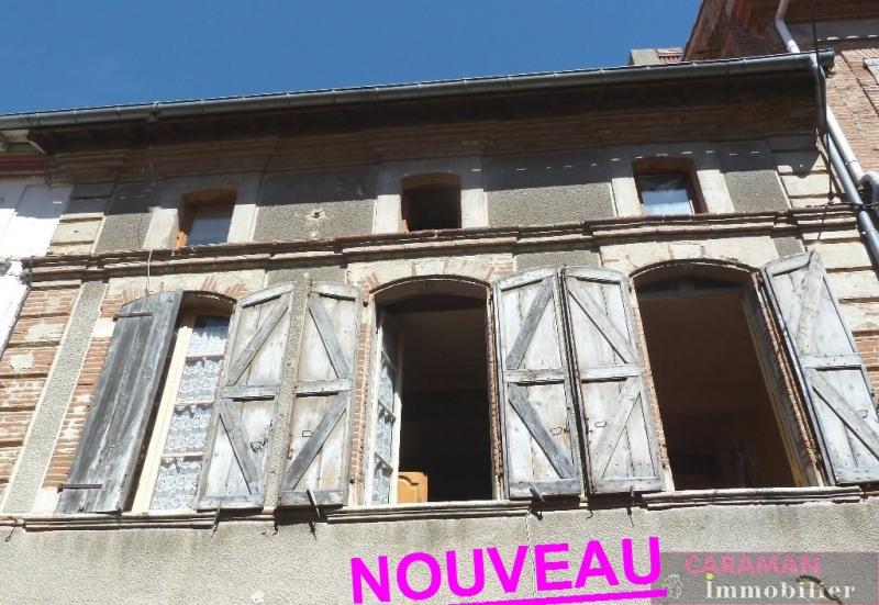Vente immeuble Caraman  centre 195000€ - Photo 1