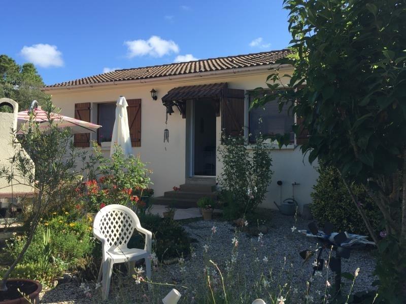 Vente maison / villa Jard sur mer 213200€ - Photo 1