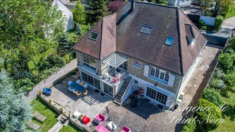 Sale house / villa St nom la breteche 990000€ - Picture 1