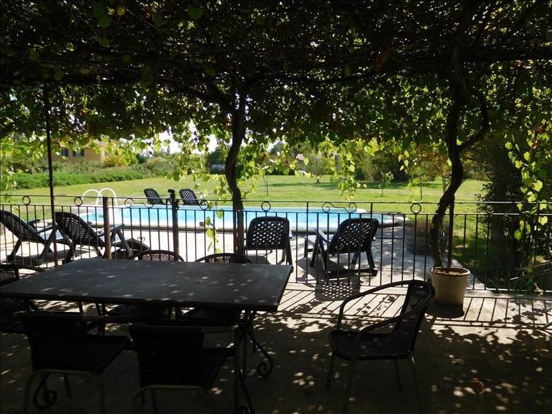 Vente maison / villa Aubignan 355000€ - Photo 4