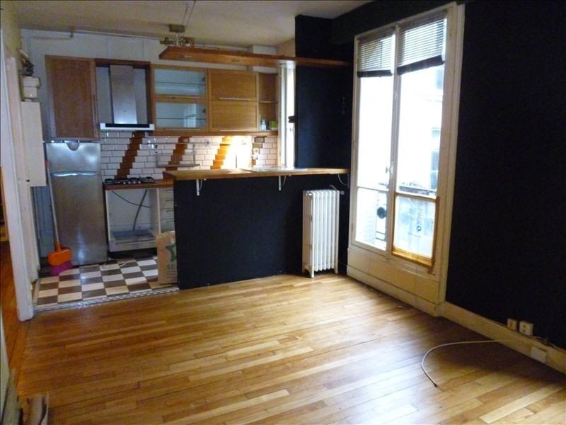 Sale apartment Paris 4ème 550000€ - Picture 2