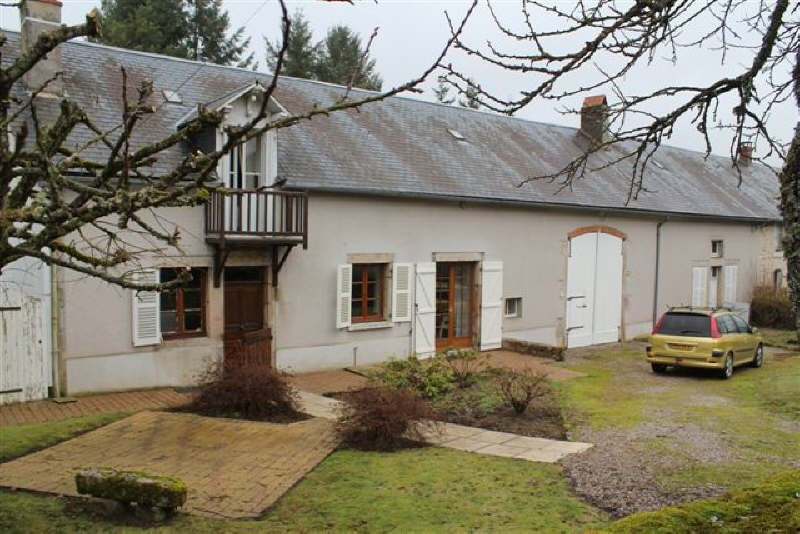 Sale house / villa St brisson 67000€ - Picture 1