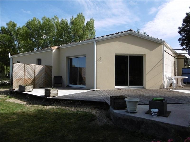 Vente maison / villa Aiffres 204750€ - Photo 1