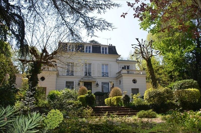 Deluxe sale house / villa Croissy sur seine 2266000€ - Picture 2