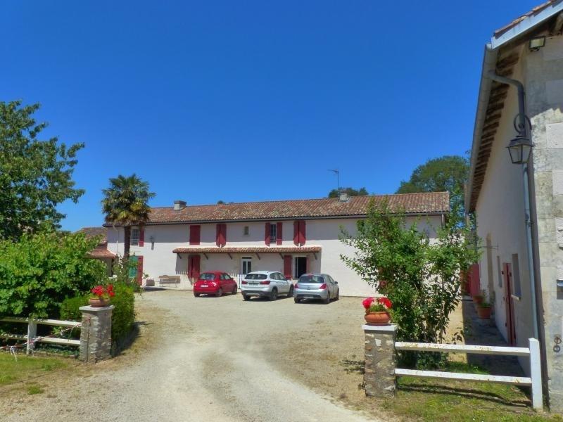 Vente maison / villa Savigny levescault 540000€ - Photo 2