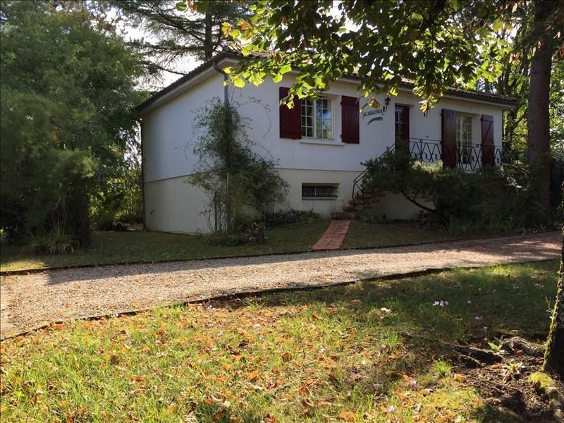 Vente maison / villa Vouneuil sous biard 214000€ -  1