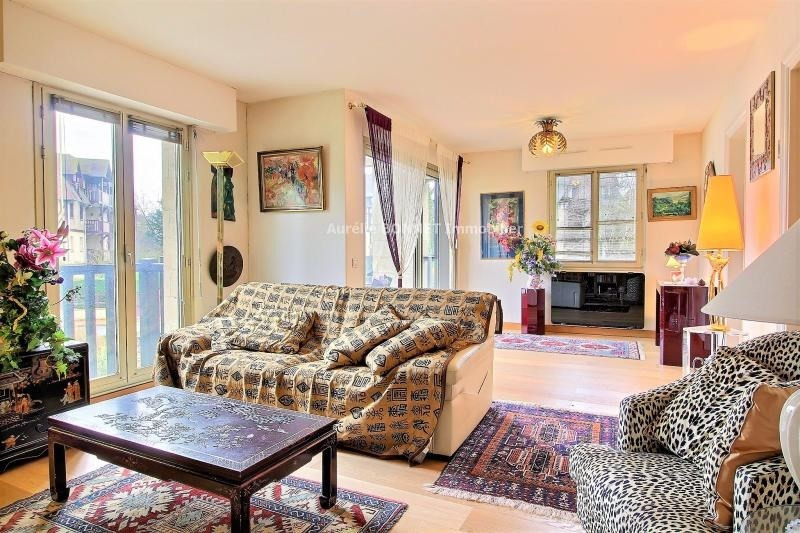 Vente appartement Deauville 265 000€ - Photo 1