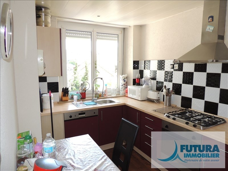 Sale apartment Forbach 129600€ - Picture 3