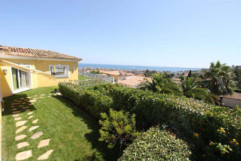 Vacation rental house / villa Golfe juan  - Picture 4