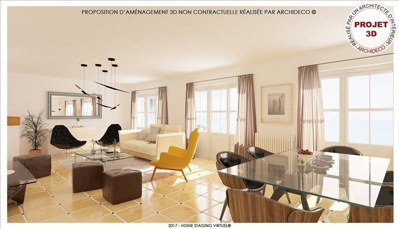 Vente appartement Toulon 480 000€ - Photo 3