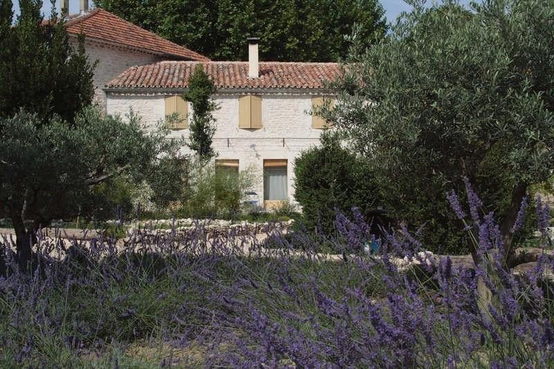 Immobile residenziali di prestigio casa Uzes 1365000€ - Fotografia 8