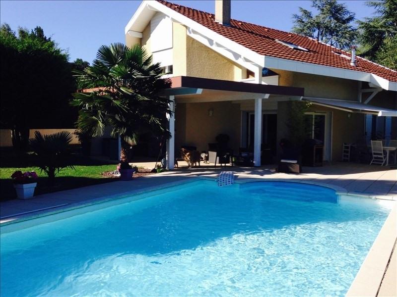 Deluxe sale house / villa Vetraz monthoux 835000€ - Picture 1