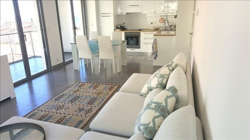Vente de prestige appartement Menton 595000€ - Photo 1