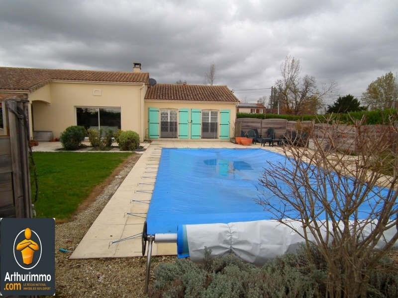 Sale house / villa Migron 290000€ - Picture 8