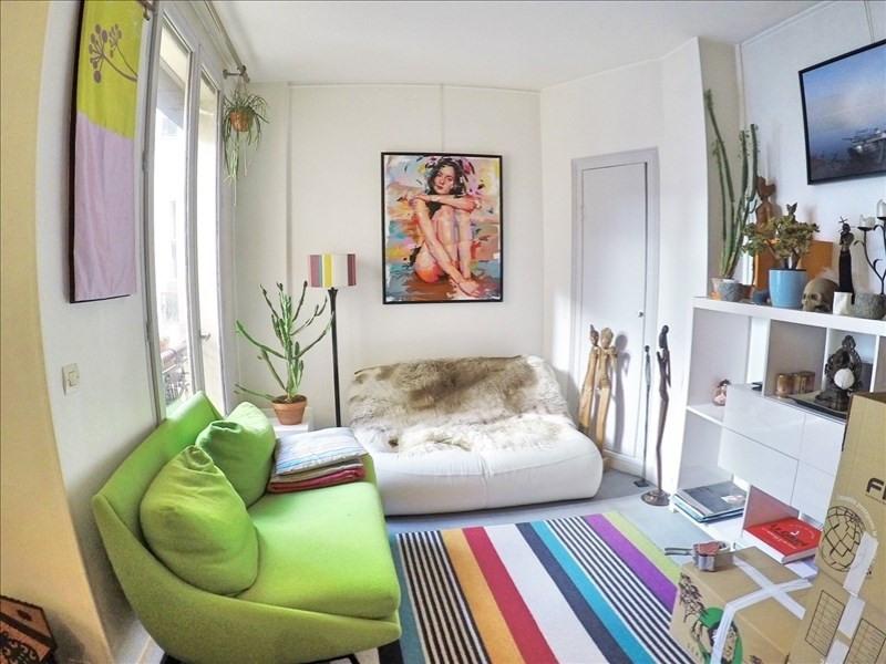 Vente appartement Paris 11ème 292000€ - Photo 1