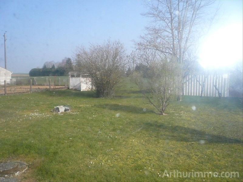 Sale house / villa Azy 60000€ - Picture 4