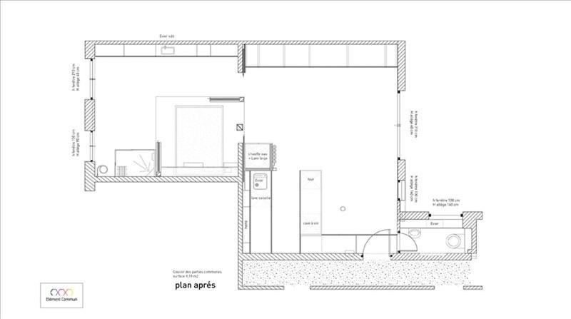 Vente loft/atelier/surface Paris 7ème 735000€ - Photo 1