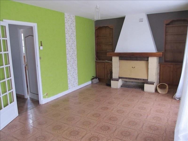 Rental house / villa La neuve lyre 600€ CC - Picture 3