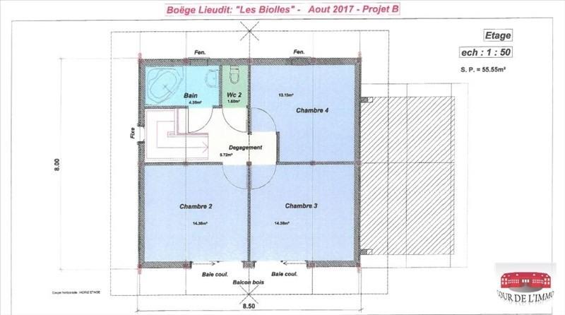 Sale house / villa Boege 448300€ - Picture 4