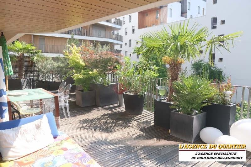 Revenda apartamento Boulogne-billancourt 735000€ - Fotografia 2