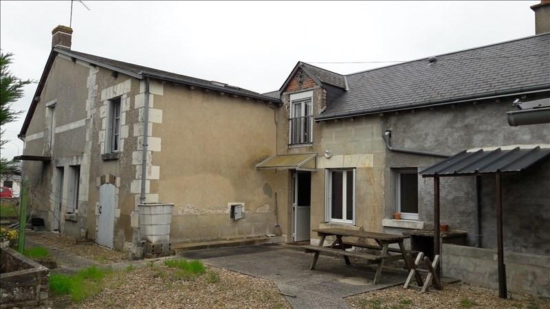 Vente maison / villa Vendôme 123641€ - Photo 1