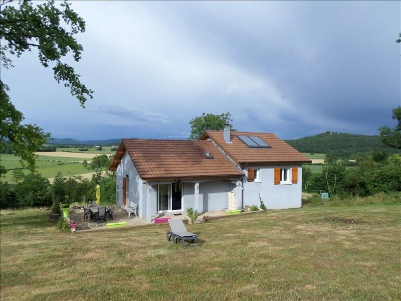 Sale house / villa 5 mn thoirette 170000€ - Picture 8
