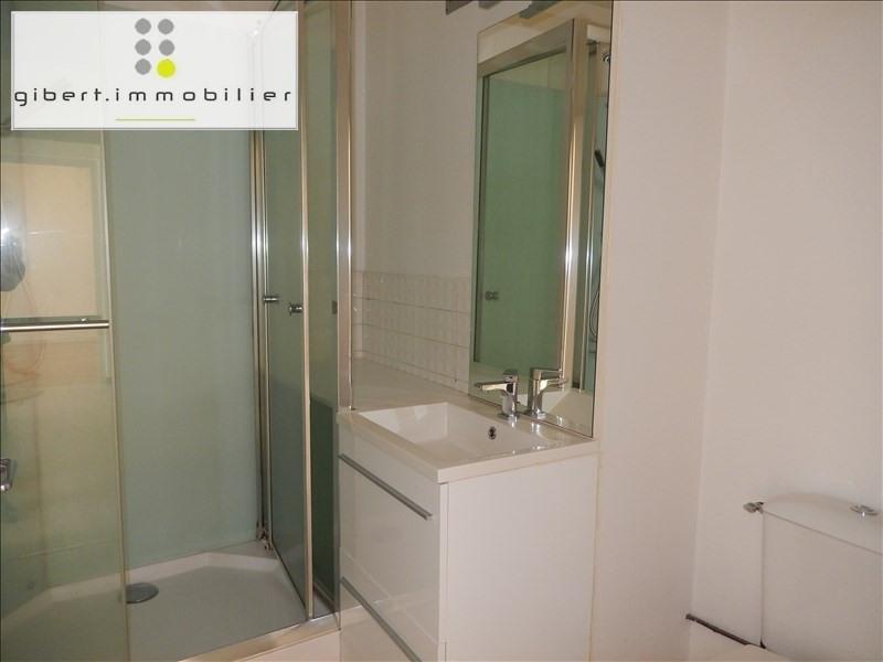 Rental apartment Brives charensac 496,79€ CC - Picture 6