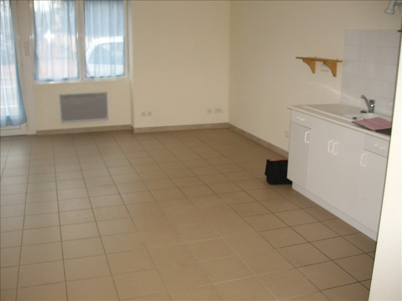 Rental apartment Vougy 340€ CC - Picture 1