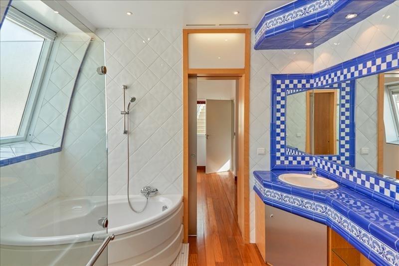 Vente de prestige appartement Paris 19ème 2450000€ - Photo 9