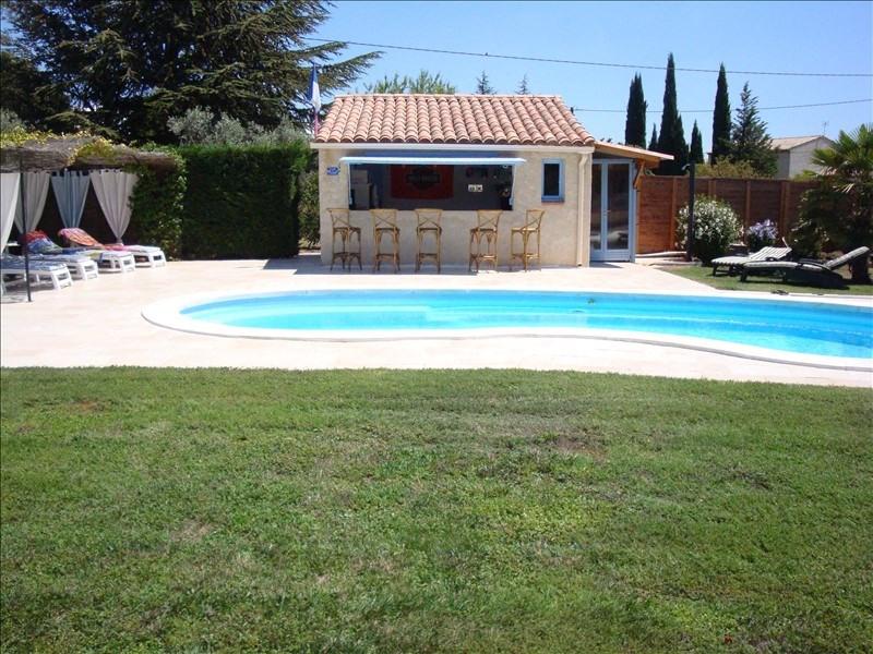 Vente maison / villa Lauris 478000€ - Photo 3