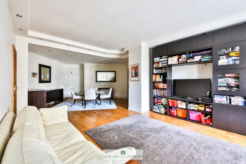 Deluxe sale apartment Paris 16ème 1050000€ - Picture 3