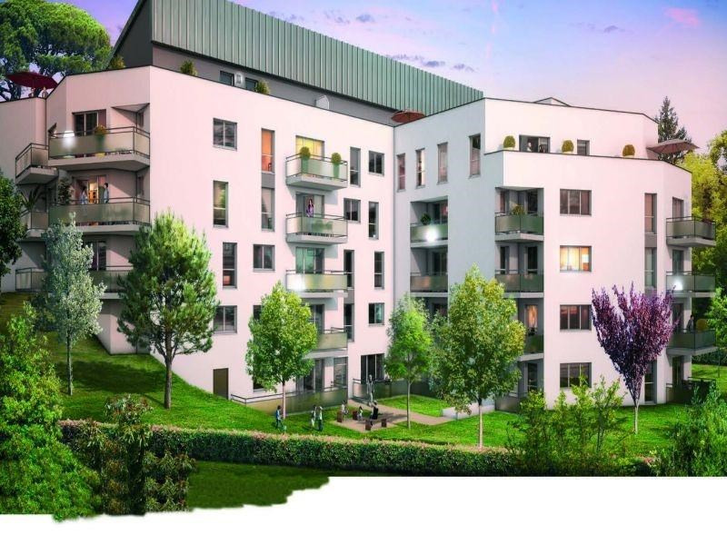 Vente appartement Toulouse 290000€ - Photo 1